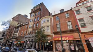 The Rodeway Inn Center City is serving as Philadelphia's first quarantine site