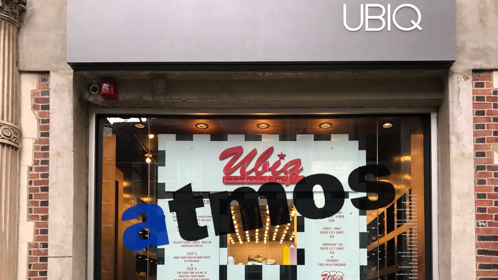Ubiq is now Atmos USA