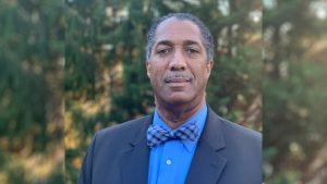 Dr. Guy A. Sims is the Free Library's first diversity officer