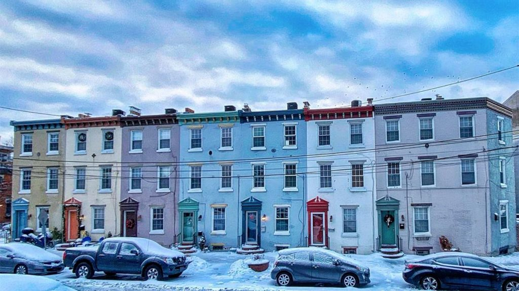 phillysnow-rowhomes