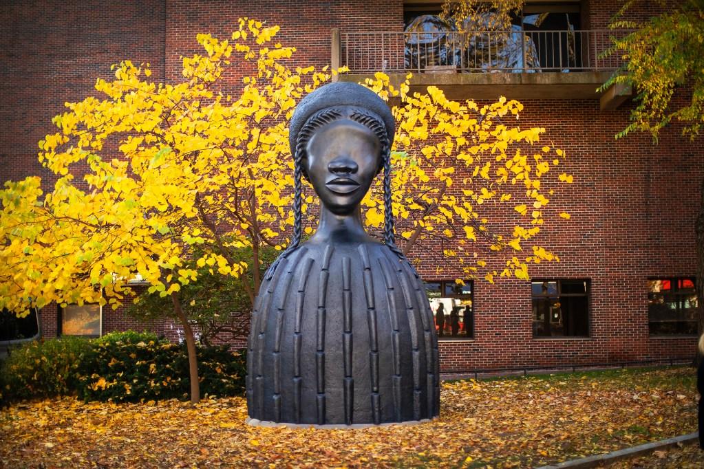 Simone Leigh's 'Brick House' at Penn