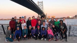The team behind City Fit Girls running club is hoping to repeat their success with a new program called Strides