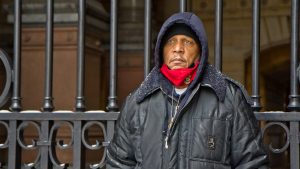 Jamal Johnson ended his hunger strike after 26 days when Mayor Kenney agreed to move on efforts to better address on gun violence in Philadelphia