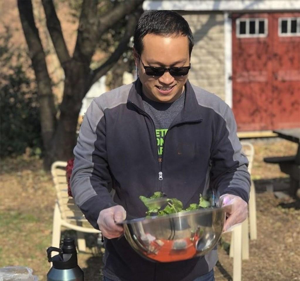 Jie Bin Chen of BGH Wellness
