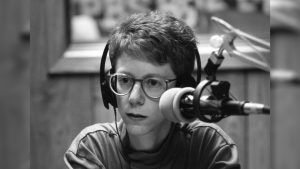 'Fresh Air' host Terry Gross in 1991