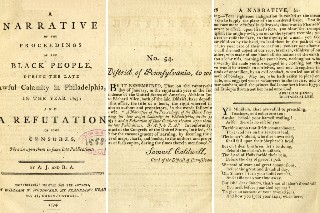 The pamphlet written by