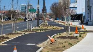Bike lane update: Riverside progress, parking enforcement, and more trails on the way