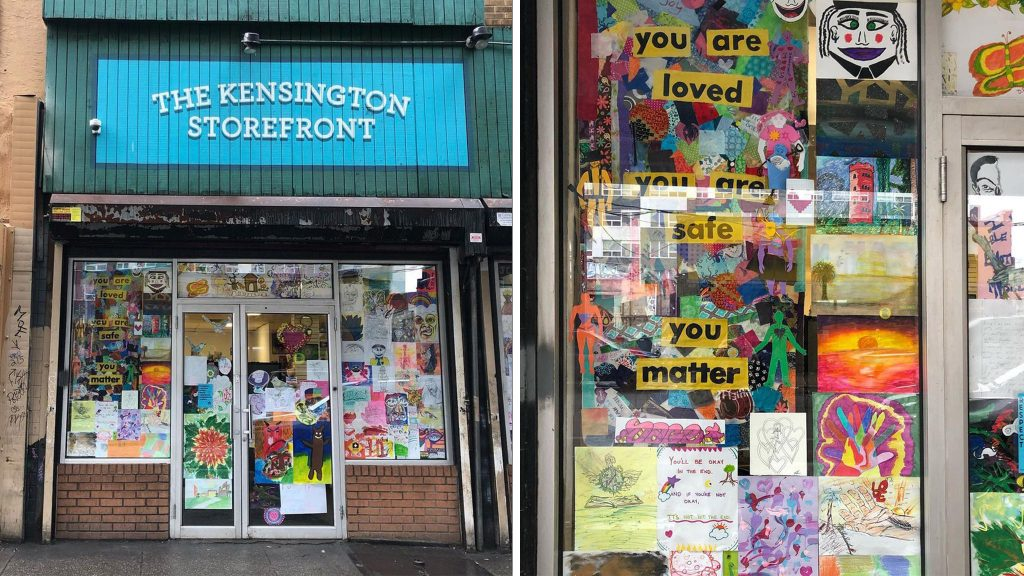 The Kensington Storefront is closing after four years
