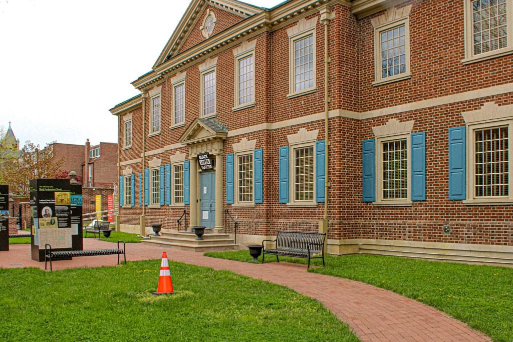 The Presbyterian Historical Society in Society Hill