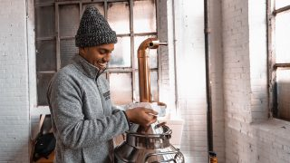 Francisco Garcia is Philly's first Latino distiller