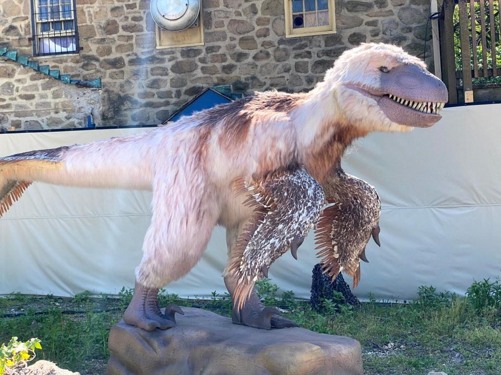 Dakotaraptor was a fierce hunter