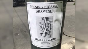 Photo of the flier