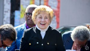 RIP Anna Verna, first and only woman president of Philadelphia City Council
