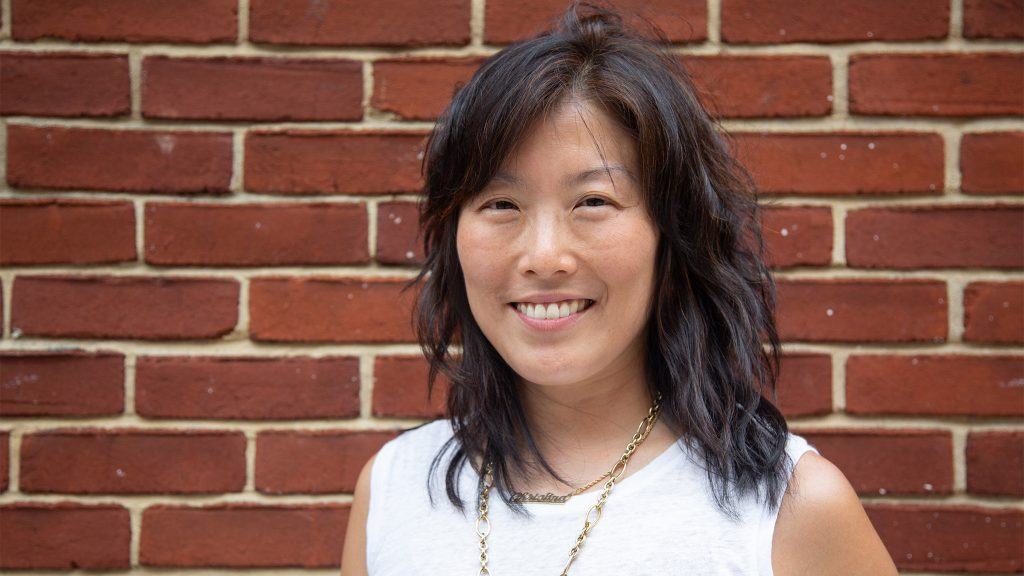 Christina Chung, president and co-owner of the Philadelphia Phoenix
