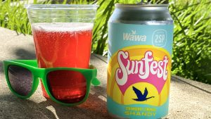 Sunfest is Wawa and 2SP Brewing's first summer collab
