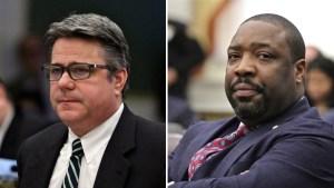 Councilmember Bobby Henon and Councilmember Kenyatta Johnson face separate federal indictments