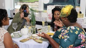 A 2019 event that helped inspire the 'Hey Auntie!' platform