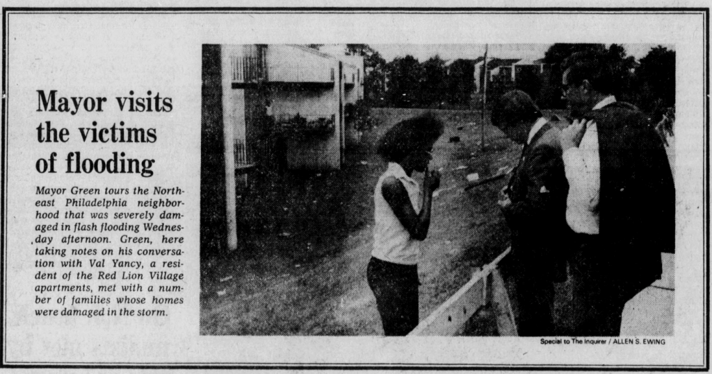 mayorgreen-flood1982
