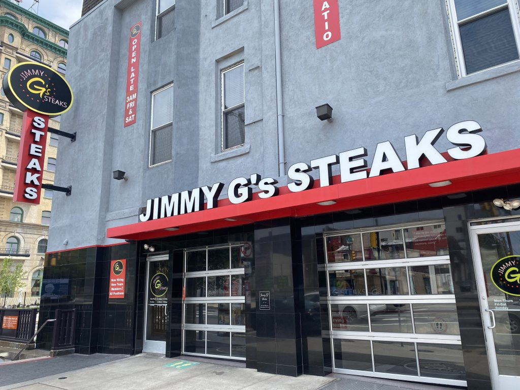 Jimmy G's closed its doors during summer 2021 without any signs or posts on social media