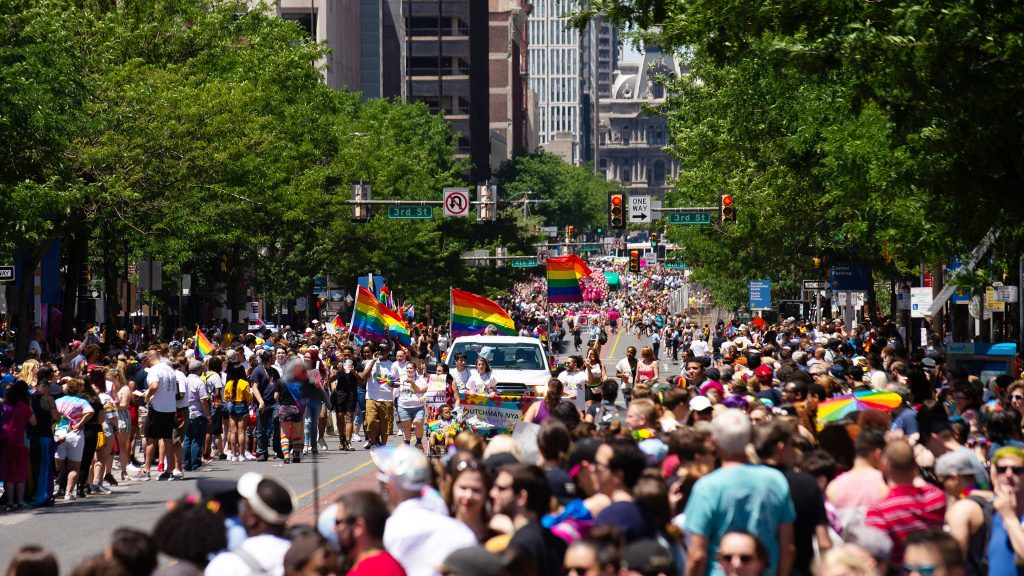 The 2019 parade took over Market Street in Old City, but the organization never paid for city services that year