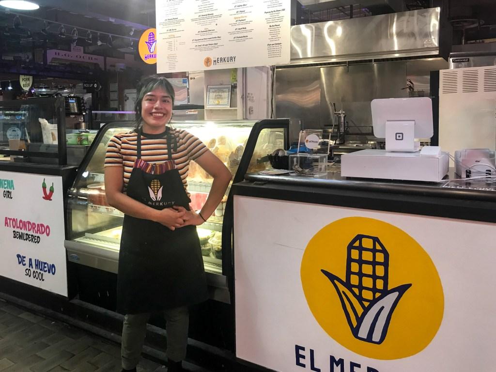 El Merkury's RTM manager, Natalie Rangel