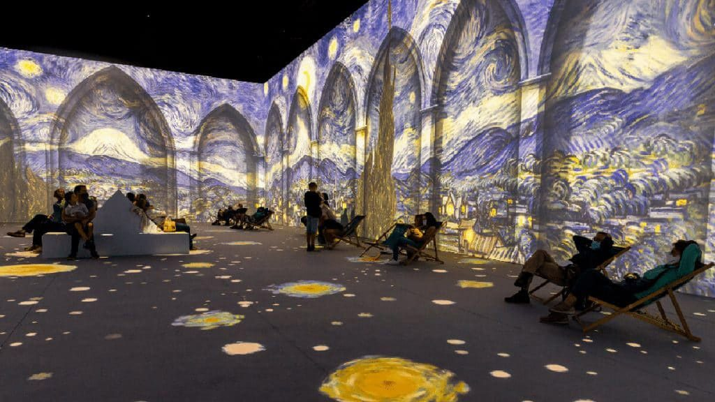 Fever announced on Thursday that Van Gogh: The Immersive Experience is coming to the Tower Theater later this month.