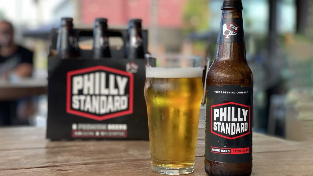 Philly Standard is the new 'beer-type beer' from Yards Brewing Co.