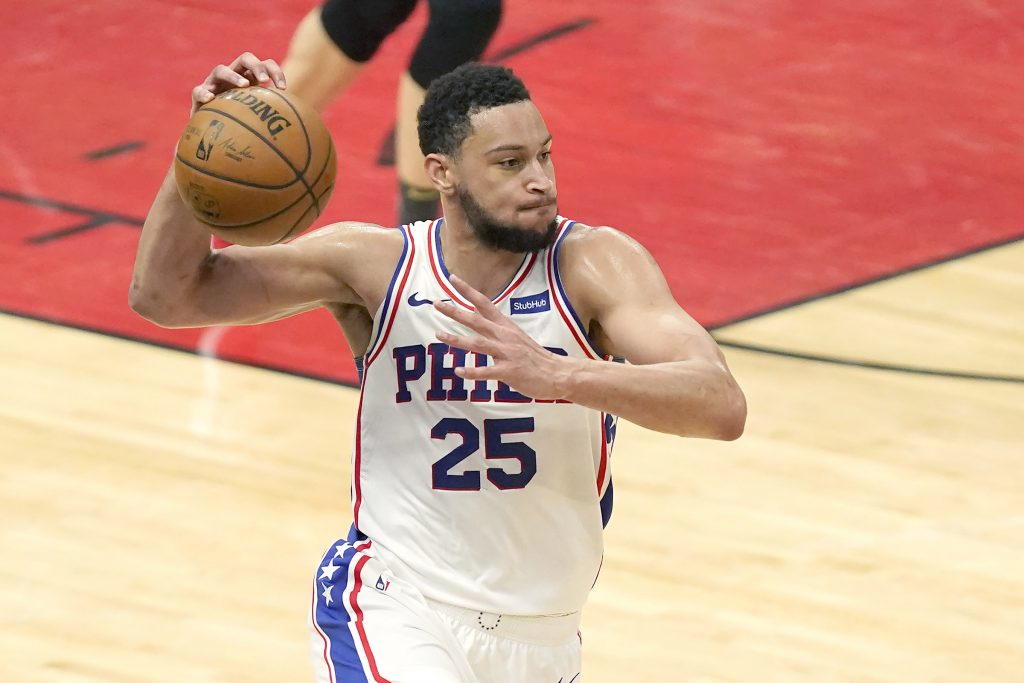 Ben Simmons will not report to Philadelphia 76ers' training camp week and prefers to continue his NBA career with another team