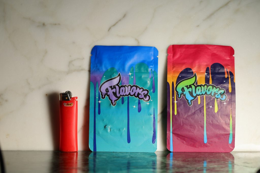 'Flavors' bags