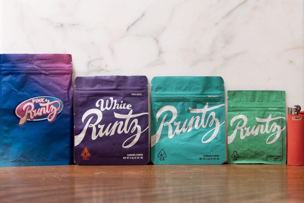 'Runtz' bags