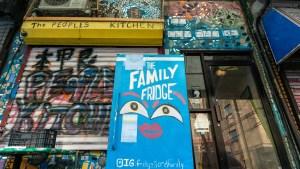 The Family Fridge on South 9th Street