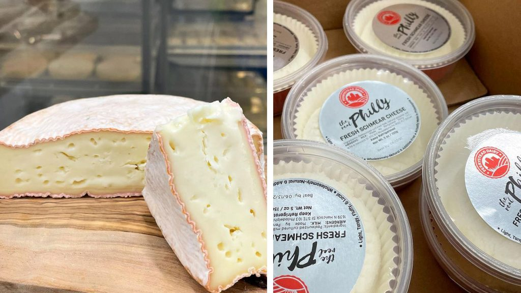Perrystead's Field Day and The Real Philly cheeses