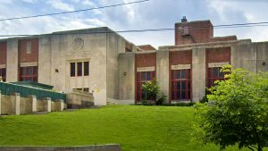 Central High School at 1700 W. Olney Ave.