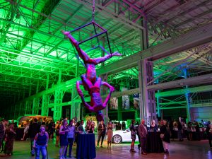 Radiant return for Feastival, Philly's renowned food and dance fundraiser for FringeArts